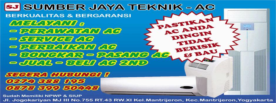 Sumber Jaya Teknis AC