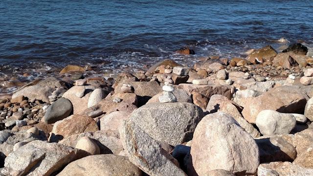 Settlers Rock, Block Island