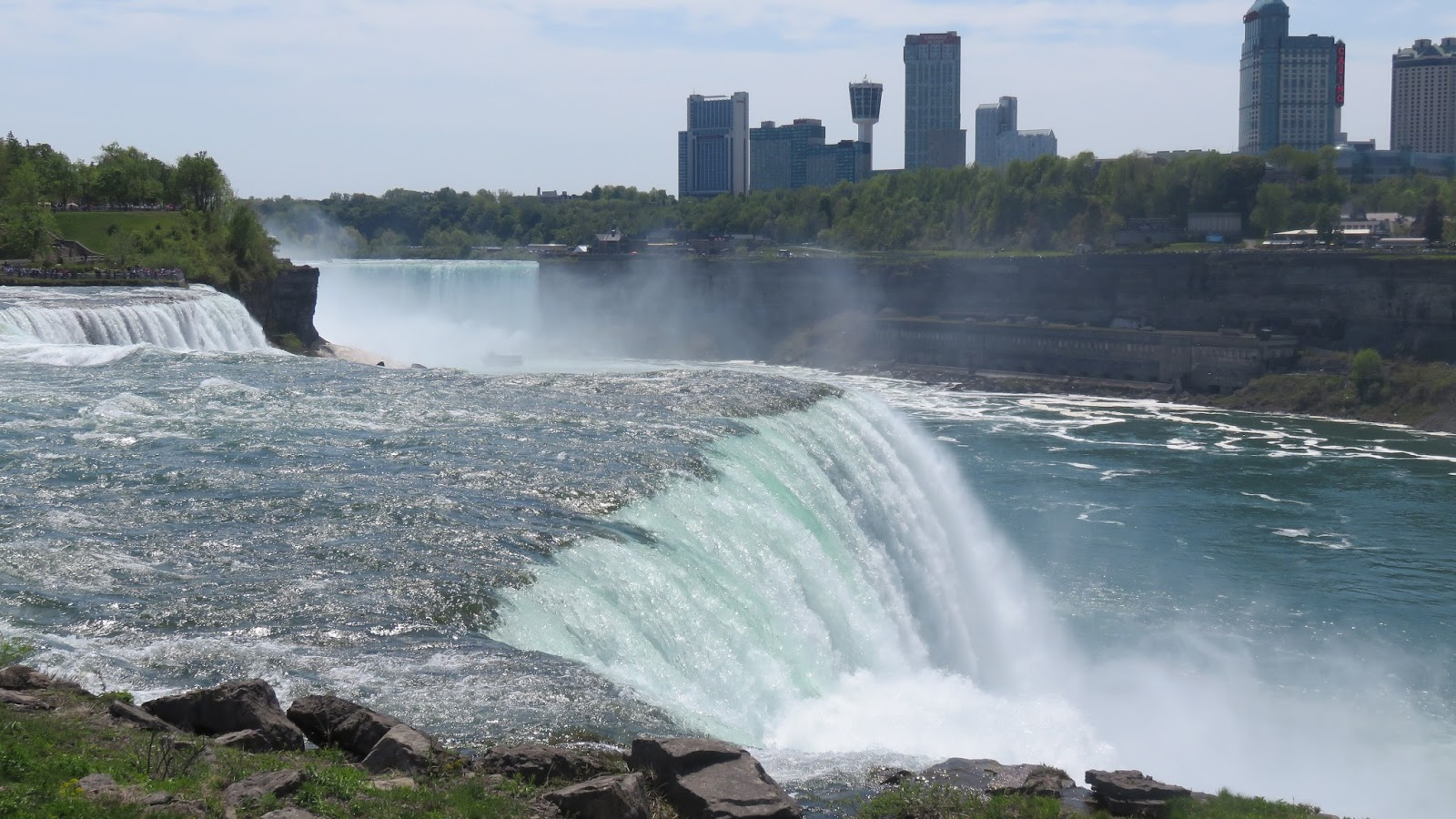 Niagara Falls: description, photo, where it is located 77