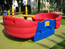 Parco giochi a Savona