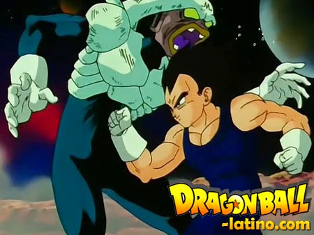 Dragon Ball Z capitulo 222