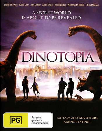 Poster Of Dinotopia: Part 3 In Dual Audio Hindi English 300MB Compressed Small Size Pc Movie Free Download Only At travofair.com