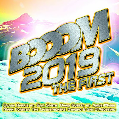 Booom 2019 2CD Mp3 320 Kbps