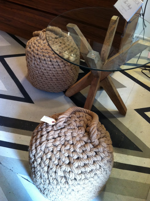 Return to home rope summer inspired decor for Rope designs and more