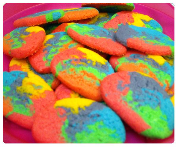 niji bakery tie dye cookies o c mo derrotar los malvados