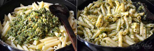 Broccoli Pesto Pasta | Pasta Recipes