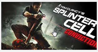 Tutorial For Problem Solution  error, freeze, crash Splinter Cell : Conviction