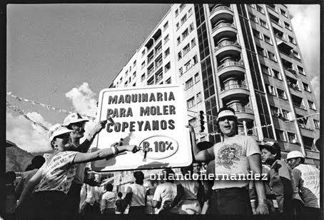 Campaña electoral Venezuela 1983