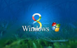 Unofficial Windows 8 Wallpaper