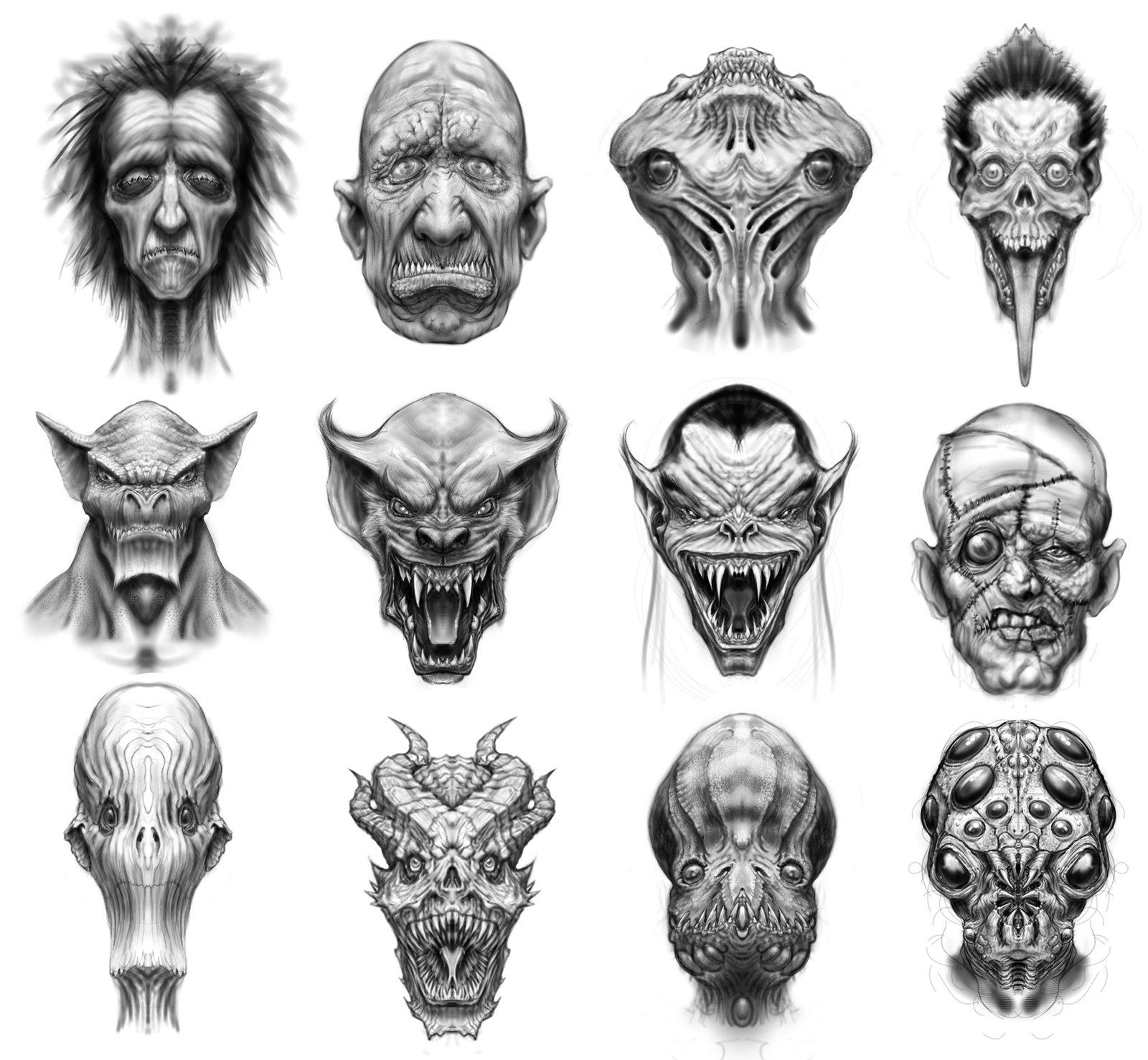 After Dark Arts: Masks