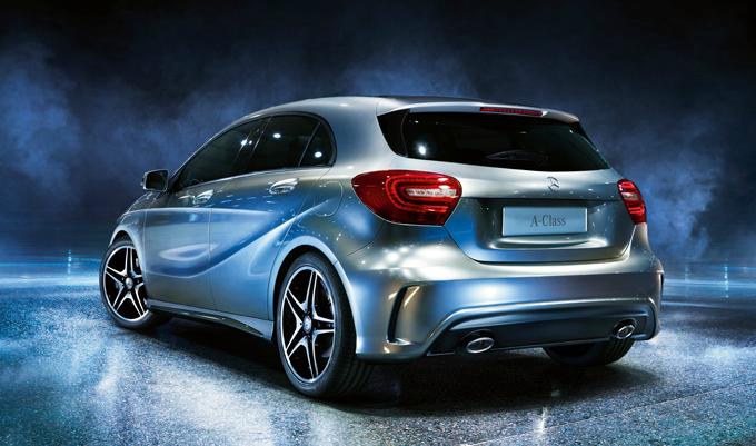 Mercedes yeni modelleri 2012