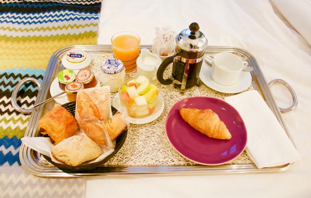 My Breakfast Tray