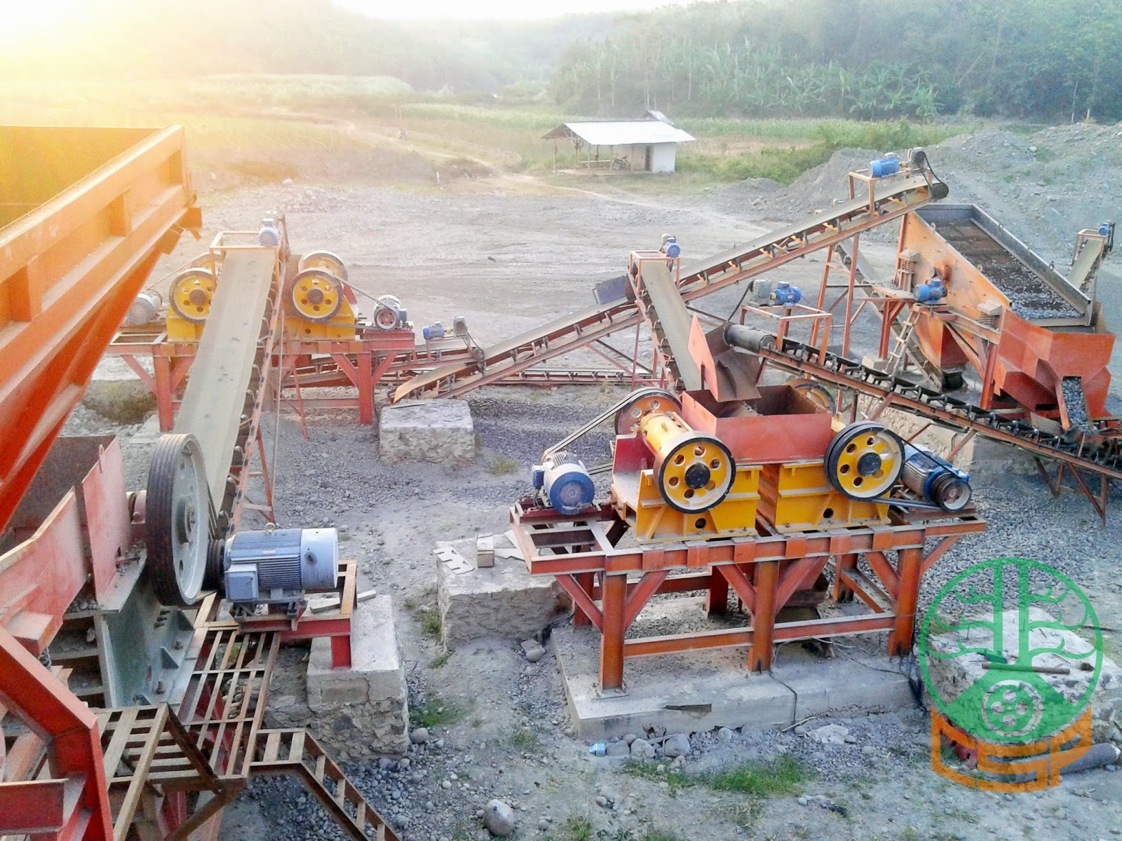 stone crushing plant project report M/s natthulal bhagwandas agrawal prop : smt project report on stone crusher for m/s natthulal bhagwandas agrawal entrance of the crushing plant up to unloading and loading location shall be p.