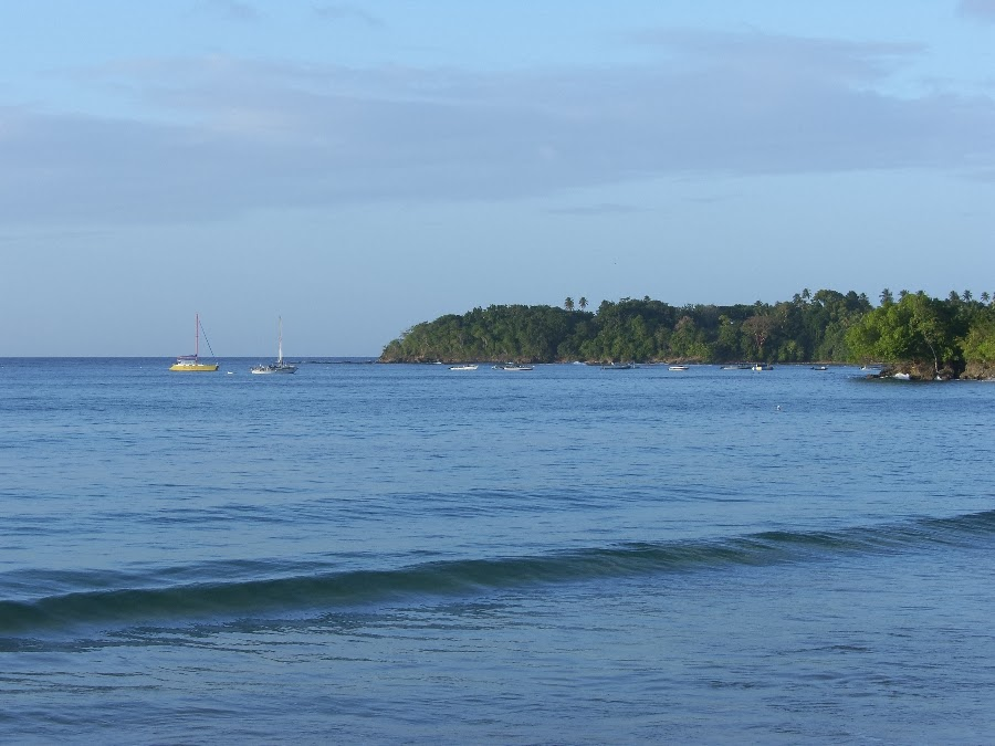 Grange Bay Tobago Caribbean beaches