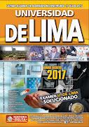 Examen U. de Lima 17 Julio 2016