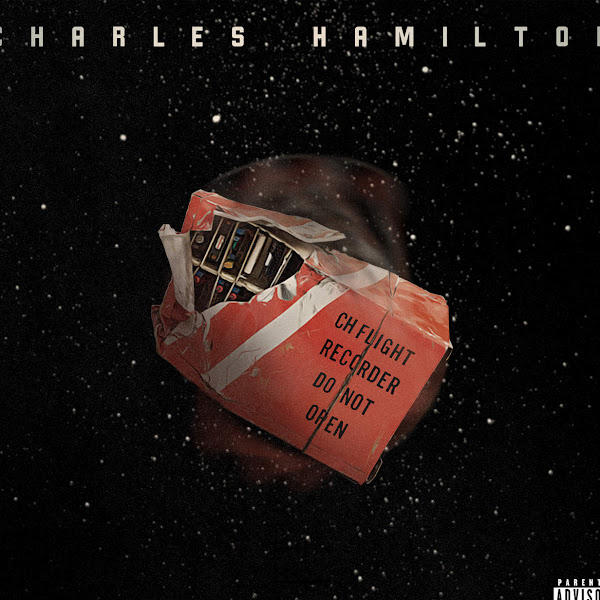Charles Hamilton - The Black Box - EP Cover
