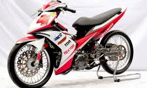 cara modifikasi motor yamaha jupiter mx
