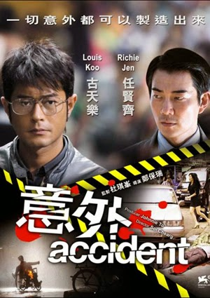 Accident 2009 poster