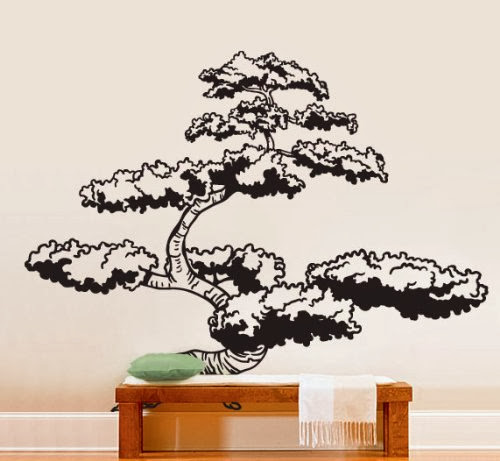 Japanese wall decor 28 images wall decal quotes for Asian wall decoration