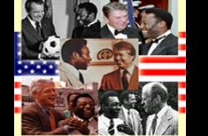 PELÉ e o Presidente dos EUA