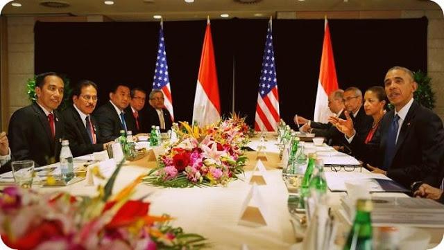 Kunjungan Presiden Joko Widodo ke Amerika Tidak Membahas Freeport