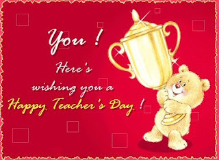 teachers day greeting cards hand made