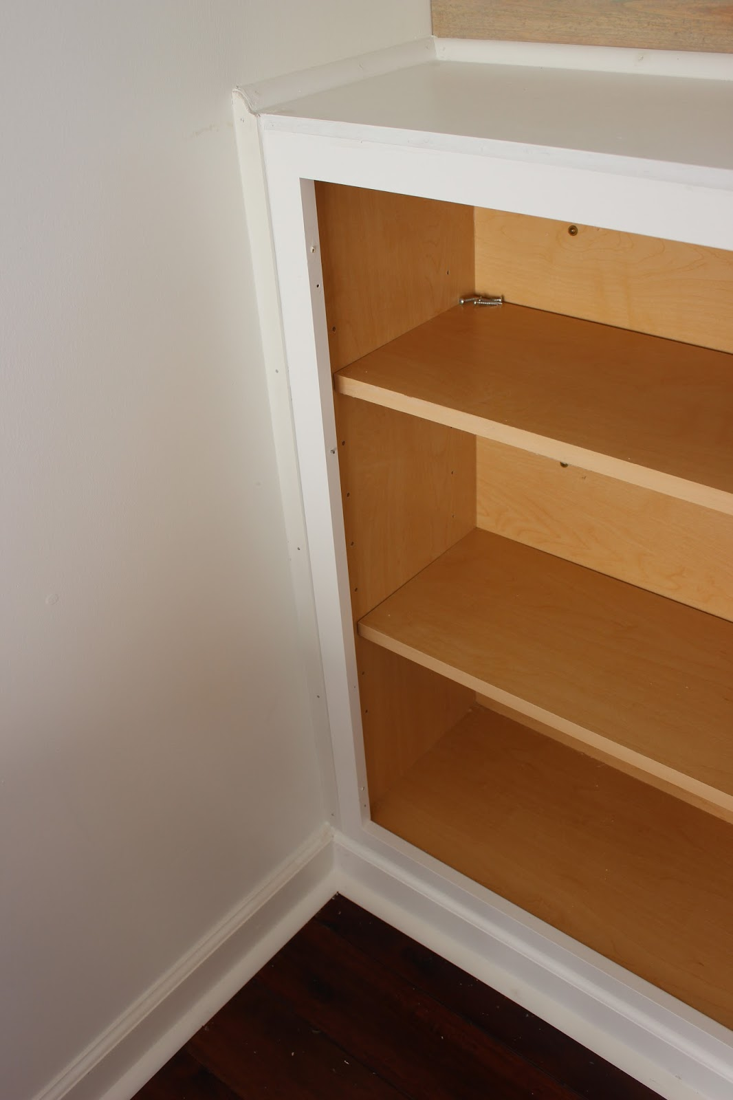 DIY Built-In Cabinets for Playroom
