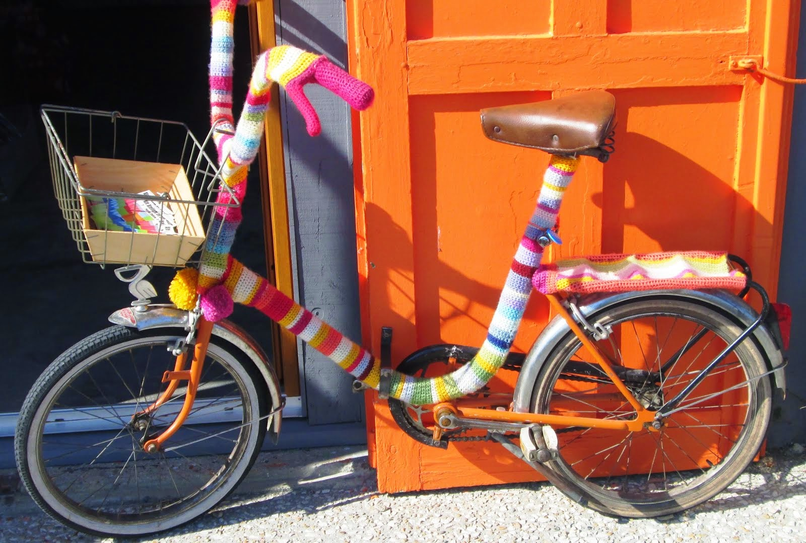 vélo pour temps froid