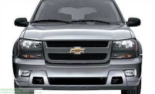 Harga Chevrolet Trailblazer 2.5L & 2.8L Mobil Terbaru 2012