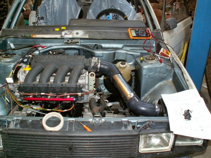 ارتفاع درجات حراره المحرك