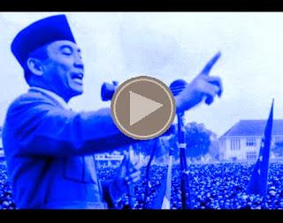 Pidato Soekarno apa itu pidato