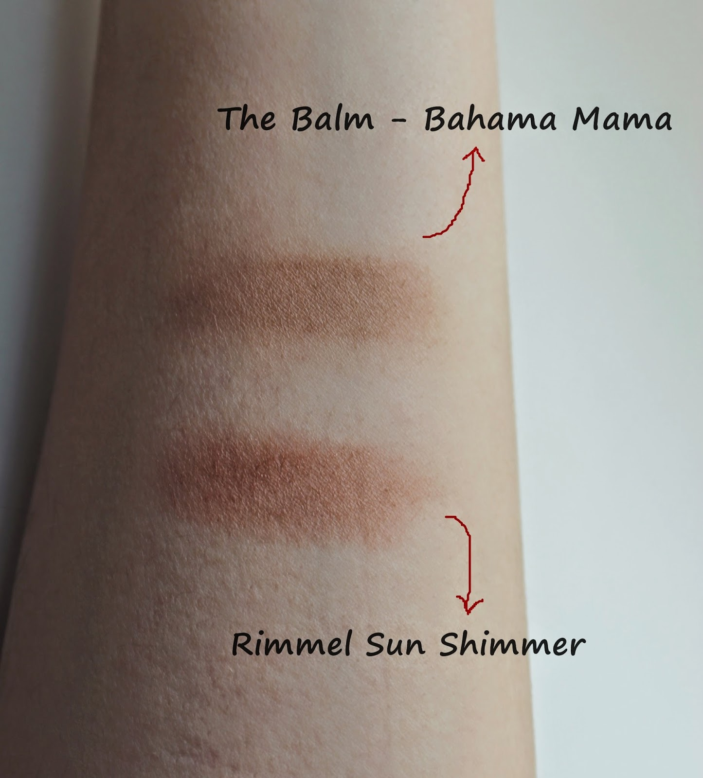 rimmel london bahama mama