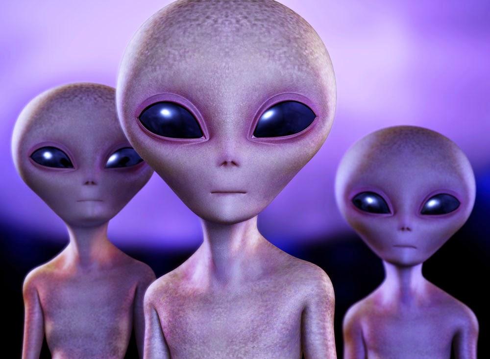 Misteri Keberadaan Alien