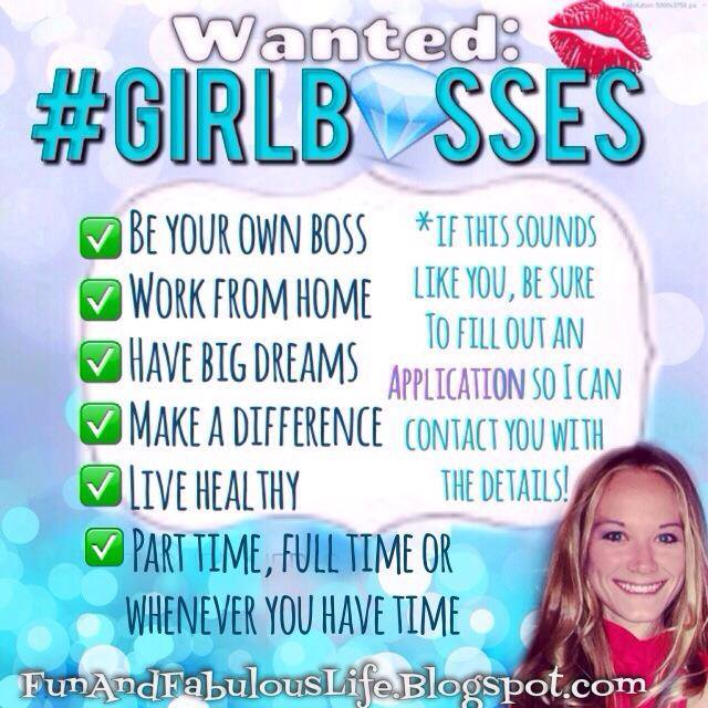 WANTED: GIRLBOSSES