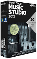 download MAGIX Samplitude Music Studio 2013 v19.0.0.15 Full Crack terbaru