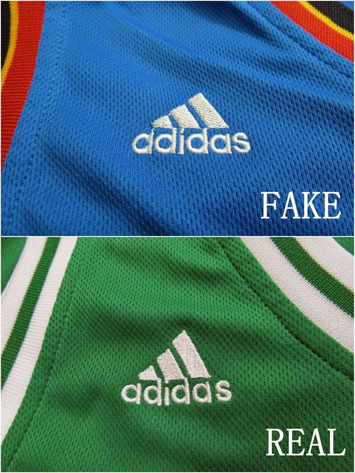 Jersey Game Adidas Swingman Real Vs Fake Guide