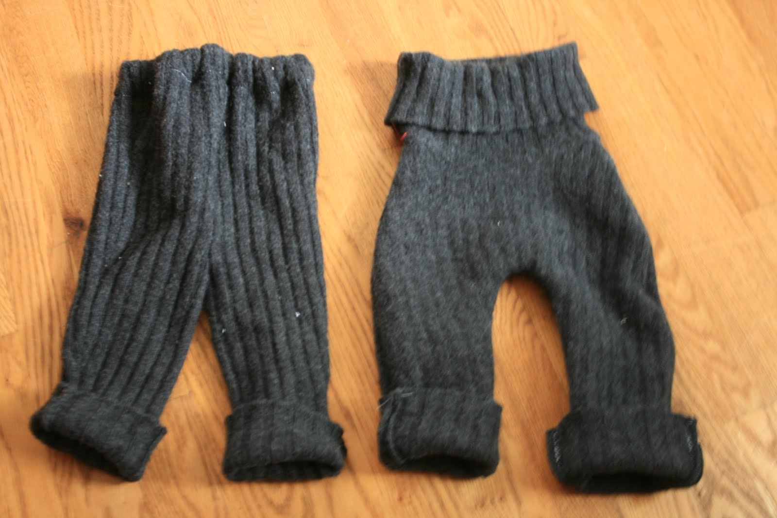 crafting clothes for baby