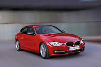 2013 BMW 3-Series (F30) 335i Sedan Sport Line Official photo image press media