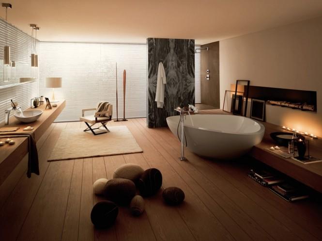 Design Curves: Jean-Marie Massaud Axor bathroom