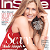 JENNIFER ANISTON COVERS 'INSTYLE' MAGAZINE FEBRUARY 2015 ISSUE