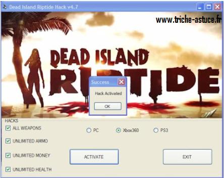 Les Armes Dead Island