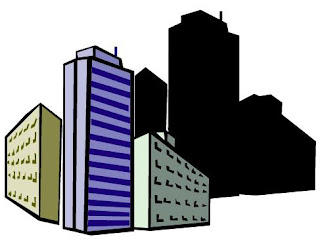 Tall Building and silhouette Image taken from http://www.silhouettesclipart.com/