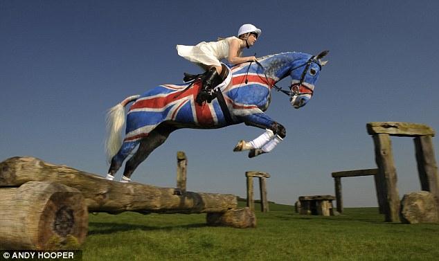equestrian costume ideas