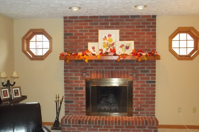 Reader Question To Paint Or Not To Paint A Brick Fireplace Wood