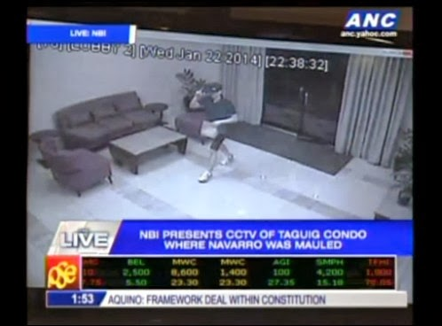NBI Presents CCTV footage of Vhong Navarro Case the Video Report