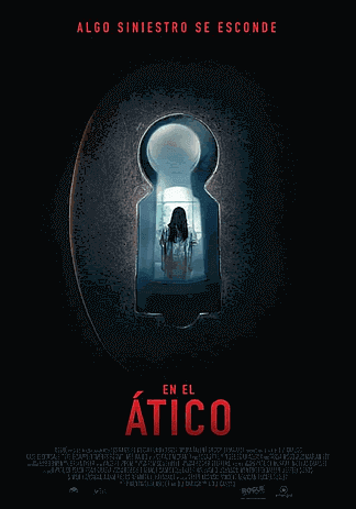 En El Ático/ The Disappointments Room Poster