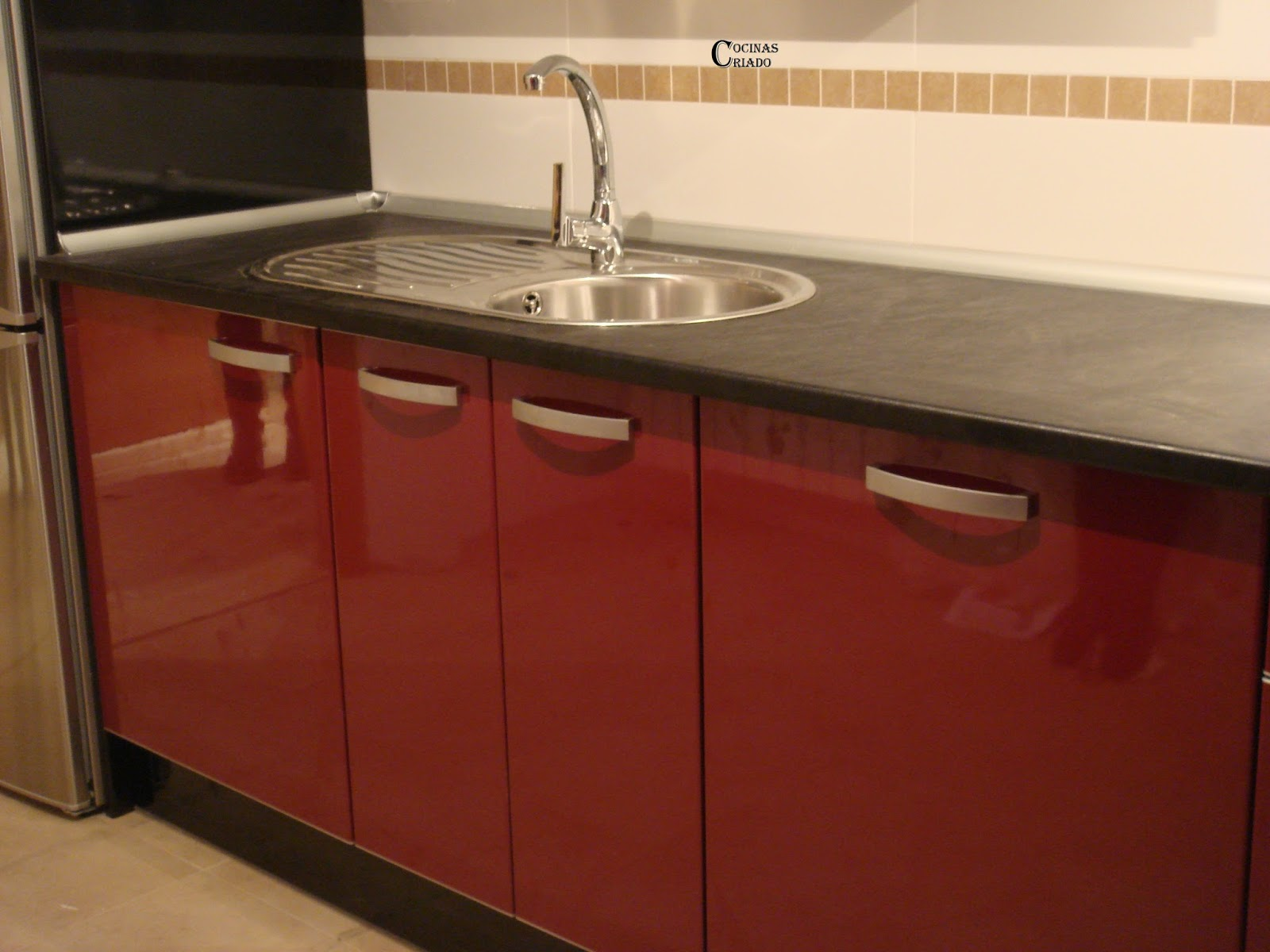 Muebles De Formica Para Cocina. Pasos Para Pintar Muebles De Cocina ...