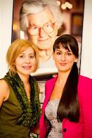 Mónica López Bordón y Rebeca García Espartosa, Gerente y Directora de Vitalia Alcalá de Henares