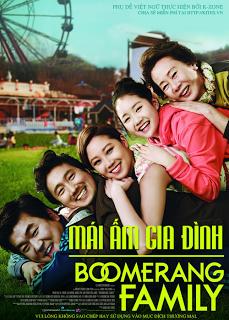 Tổ Ấm Gia Đình - Boomerang Family