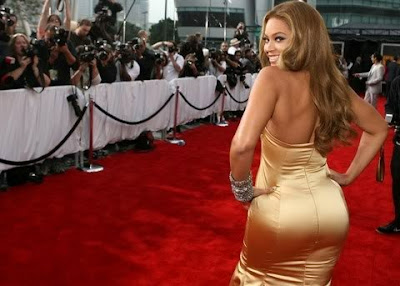 Beyonce bottom bum